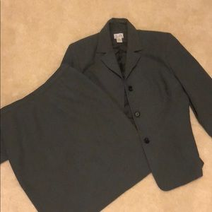 Gently used Ann Taylor Loft suit.